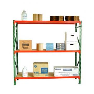 Industrial Medium Duty Adjustable Steel Metal Warehouse Storage Tire Shelf with Long Span