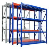 Boltless Medium Duty Storage Rack Steel Warehouses Metal Shelving Rack for Sale