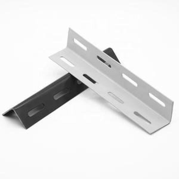 Building Materials Q235 Equivalent Angle Mild Carbon Steel Galvanized Angle Bar A36 Equal ... #2 image