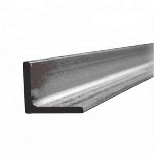 3mm Thick 200mm Dimension Slotted 420j2 Grade Stainless Steel 45 Degree Angle Iron #1 image