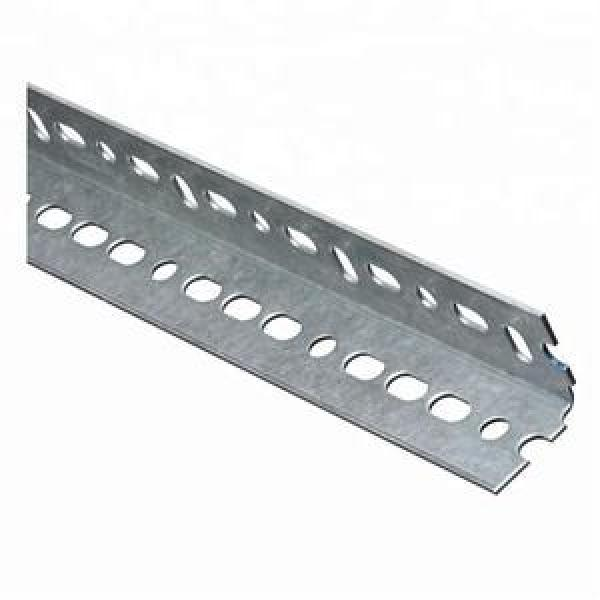 Galvanized Perforated ASTM A36 A572 Gr50 Gr60 BS En S355jr S355j0 Slotted Angle Iron #1 image