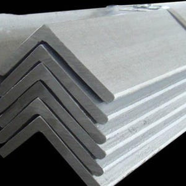 Galvanized Slotted ASTM A36 A572 Gr50 Gr60 BS En S355jr S355j0 Perforated Angle Iron #2 image