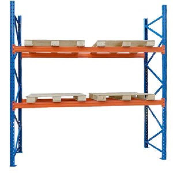 Multi-Purpose 4-Tier Large Capacity Industrial Steel Storage Rack Wire Shelving with NSF & BSCI Certificate #2 image