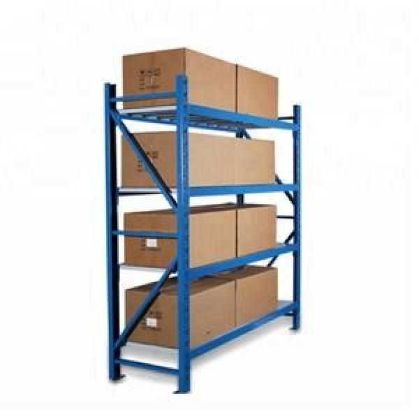 Long Span Metal Shelving for Industrial Warehouse Storage Solutions (IRB) #2 image
