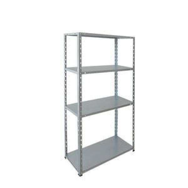 Made in China Steel Metal Warehouse Storage Shelving with Mezzanine Duty #3 image