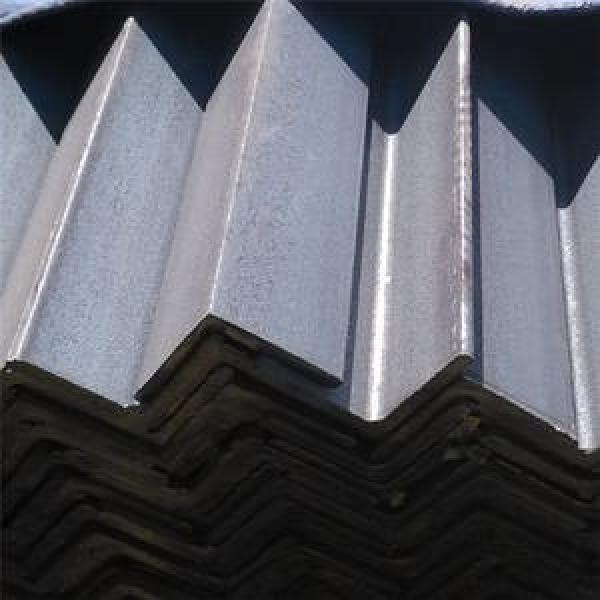Galvanized Slotted BS En S355jr S355j0 ASTM A572 Gr50 Gr60 A36 Perforated Angle Iron #1 image