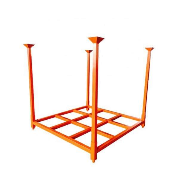 High Quality Metal Construction Custom Commercial Fitness Vertical Detachable Plate Storage Rack #1 image