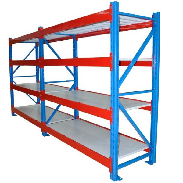 Heavy Duty Metal Selective Pallet Rack for Industrial Warehouse Storage Solutions #1 image