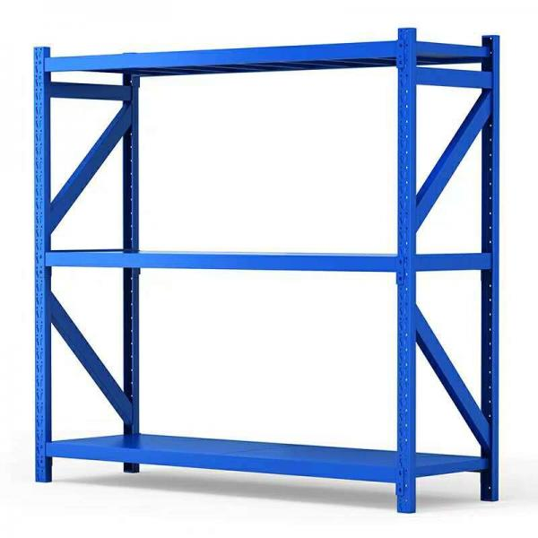 Heavy Duty Metal Selective Pallet Rack for Industrial Warehouse Storage Solutions #2 image