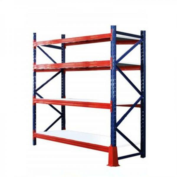 Easy Assembly Metal Flooring Electric Power Cable Storage Pipe Rolling Rack #3 image