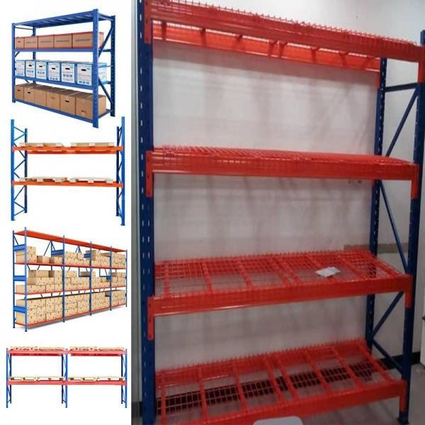 Promotional 4 Tiers Rolling Light Duty Chrome and Black Steel Wire Mesh Shelf Factory #2 image