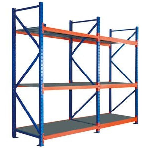 Automated Industrial Warehouse Heavy Duty Cold Storage Pallet Rack Shelf #1 image