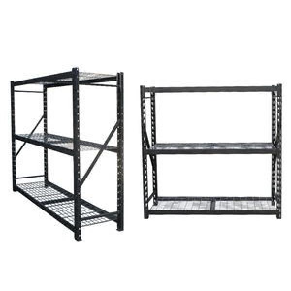 Heavy Duty Warehouse Storage Industrial Shelf Rack Metal Shelving #1 image