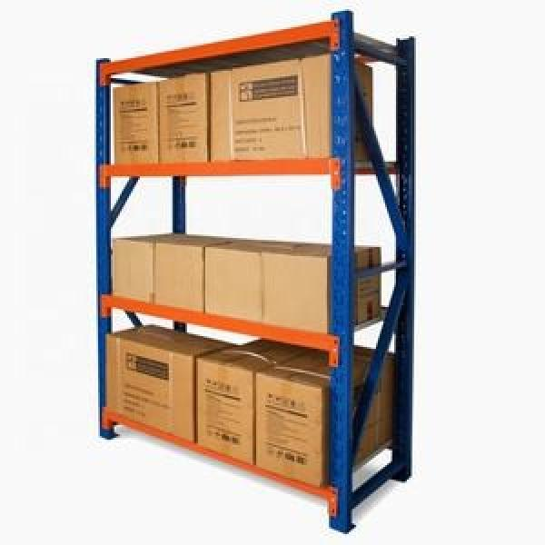 Warehouse Rack Type Gravity Flow Pallet Racking and Shelving #3 image