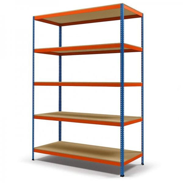 Heavy Duty Commercial Industrial Shelving Adjustable Warehouse Shelves #3 image