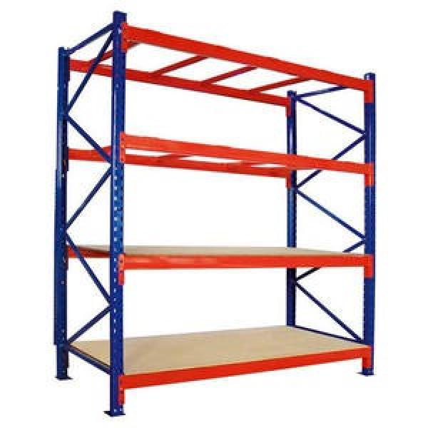 Foldable Powder Coating Metal Car/Truck Warehouse Tire Rack for Sale #1 image