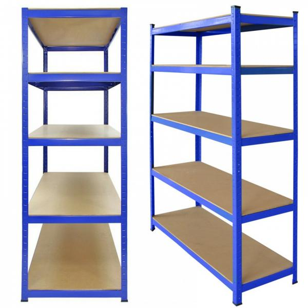 Retail Metal Wire Display Shelving Units Metal Basket Storage Holder Stand for Car Accessories #2 image
