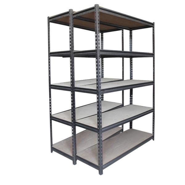4 Tiers Wire Shelving Unit Metal Storage Rack Durable Organizer Perfect for Pantry Kitchen #3 image
