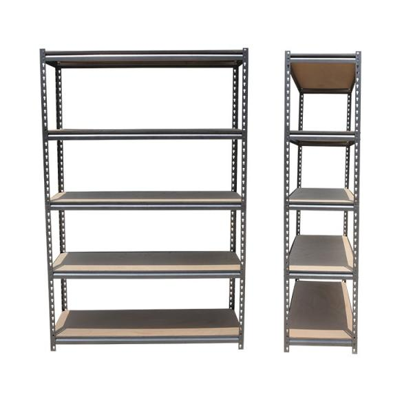 4 Tiers Wire Shelving Unit Metal Storage Rack Durable Organizer Perfect for Pantry Kitchen #2 image