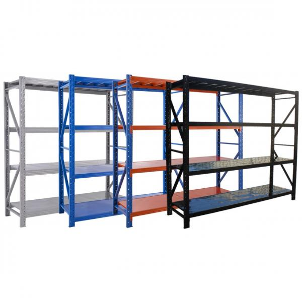 Adjustable Steel Metal Pallet Racking/Storage Rack/ Warehouse with High Quality and Service #3 image