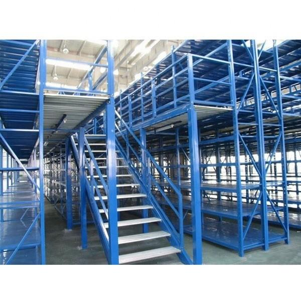 Adjustable Steel Metal Pallet Racking/Storage Rack/ Warehouse with High Quality and Service #1 image