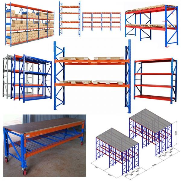 Promotional 4 Tiers Rolling Light Duty Chrome and Black Steel Wire Mesh Shelf Factory #3 image