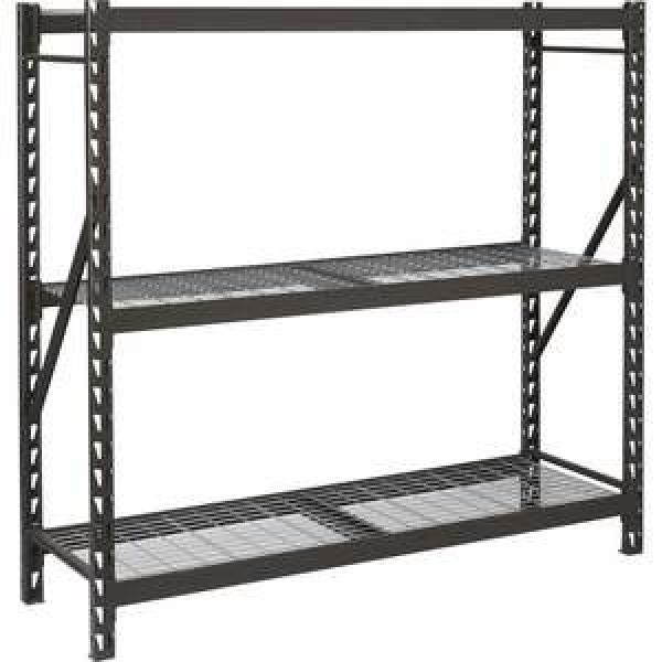 Anti Corrosive Q235 Strip Steel Industrial Heavy Duty Selective Pallet Storage Warehouse Stacking Shelf for Solutions Manufacturer #1 image