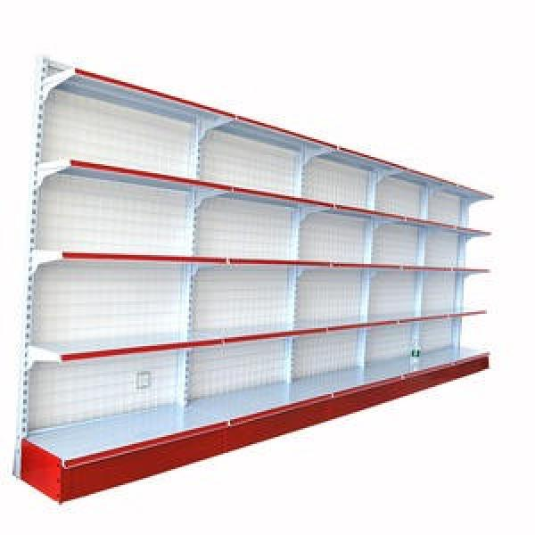 Flour Products Storage Rack Commercial Chrome Adjustable Metal Shelving Units #2 image