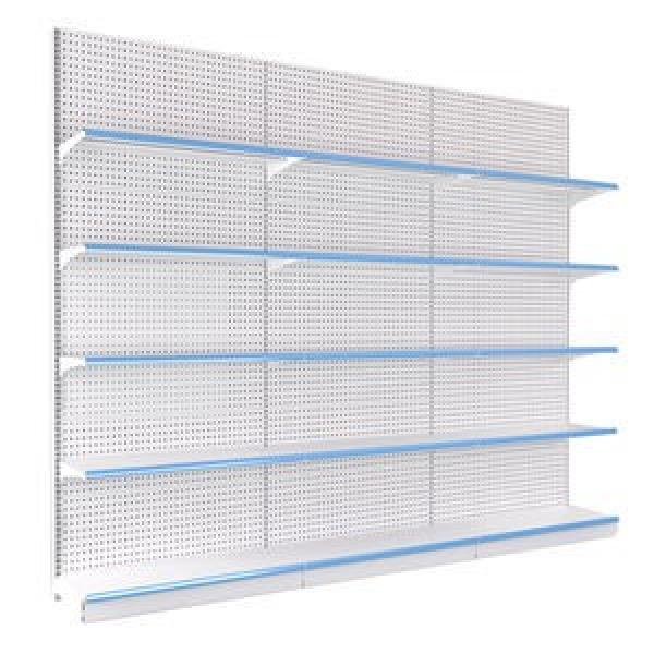 30 in. H X 24 in. W X 14 in. D 3-Shelf Steel Wire Commercial Shelving Unit in Chrome for Restaurant, Bakery, Pantry #3 image