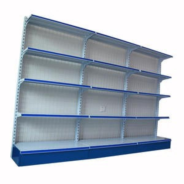 Flour Products Storage Rack Commercial Chrome Adjustable Metal Shelving Units #3 image