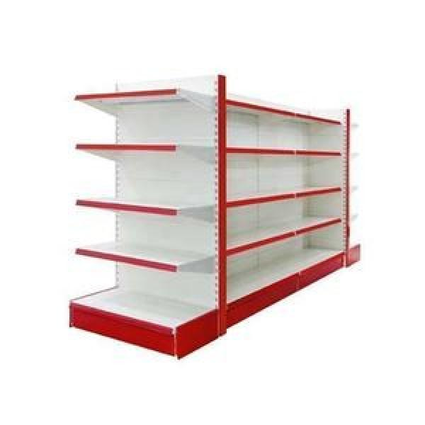 Rolling Heavy Duty 6 Shelf Adjustable Chrome Finish Commercial Wire Shelving Unit with Wheels #1 image