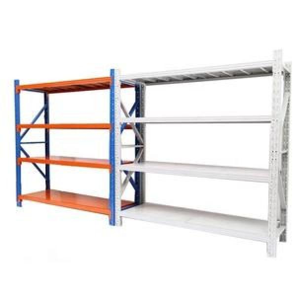 Steel Boltless Shelving Unit with 5 Layers #2 image