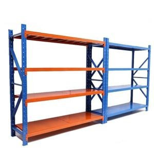 Steel Heavy Duty Pallet Rack, Industrial Rack and Shelving, Warehouse Shelving Units #3 image