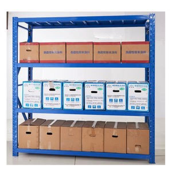 Steel Boltless Shelving Unit with 5 Layers #1 image