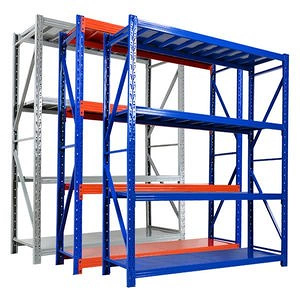 Warehouse Power Coated Stacking Container Racks for Sales #1 image