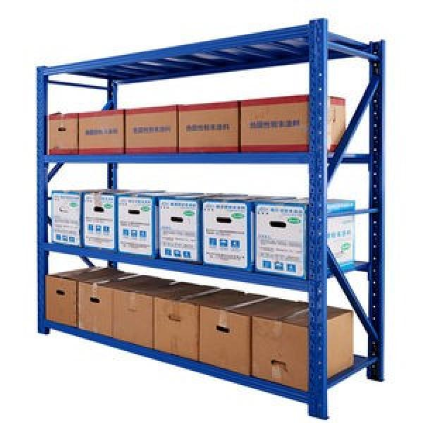 Adjustable Racking Selective Storage Heavy Duty Cold Roll Steel Warehouse Pallet Rack for Sale #1 image