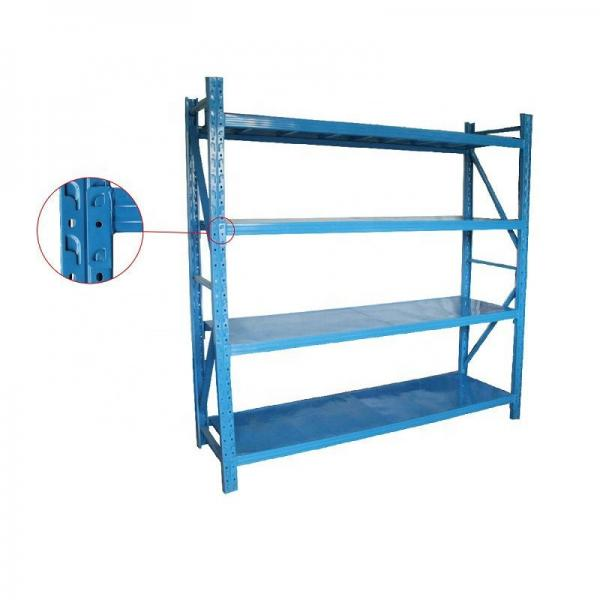 Commercial Metal Steel Rolling Storage Shelving Rack /Chrome Wire Shelf #1 image