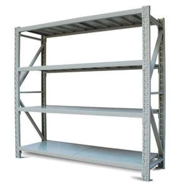 Adjustable Racking Selective Storage Heavy Duty Cold Roll Steel Warehouse Pallet Rack for Sale #2 image
