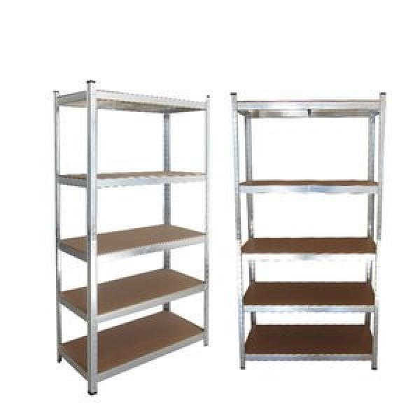 Adjustable Racking Selective Storage Heavy Duty Cold Roll Steel Warehouse Pallet Rack for Sale #3 image