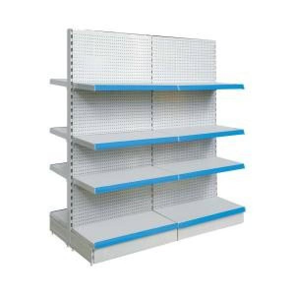 4 Shelf Low Temperature Storage Rack Commercial Grade Mobile Wire Shelving Unit #3 image